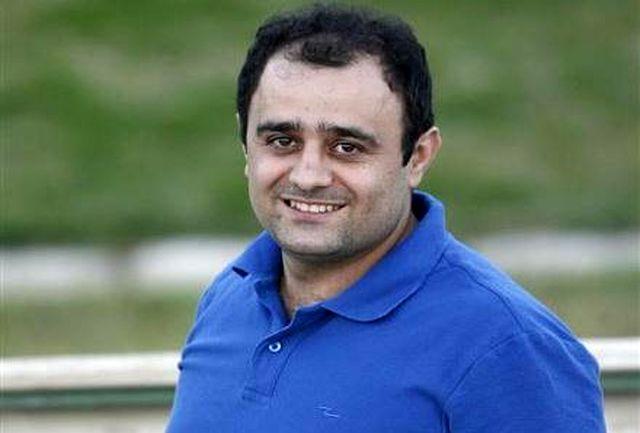 محسن وحدانی دبیر هیات تنیس استان تهران شد