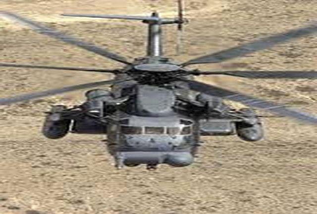 نخستین بالگرد بومی سازی شده بدون سرنشین کشور رونمایی شد