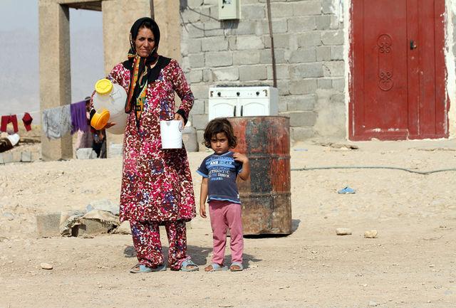 بحران شدید کم آبی مردم این شهرستان  را تهدید می کند