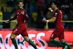 صعود ستاره پرتغال در جدول گلزنان ملی