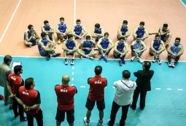 پیگیری مرحله دوم اردوی تیم ملی ب با چهار تغییر
