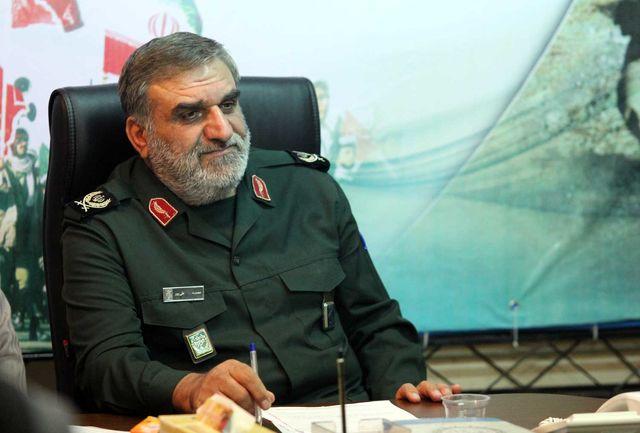 ایران پل گذر از شرق به غرب و دارای ظرفیت بسیاری برای مدیریت بار اقتصادی خود است