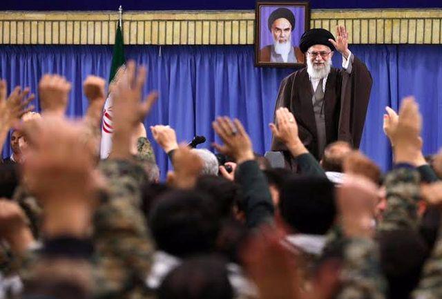 پخش مشروح دیدار فرماندهان بسیج و بسیجیان سراسرکشور با رهبر معظم انقلاب