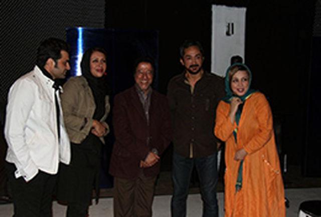 اجرای «آرامسایش» به علیرضاخمسه تقدیم شد