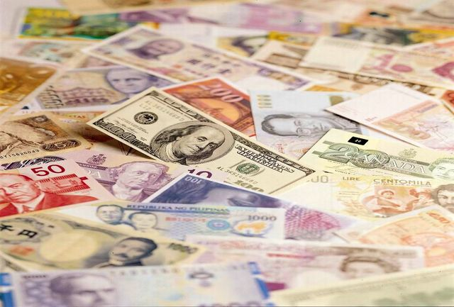 کاهش نرخ بانکی 14 ارز