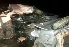 تصادف در محور زابل - زهک 6 کشته و مجروح برجا گذاشت