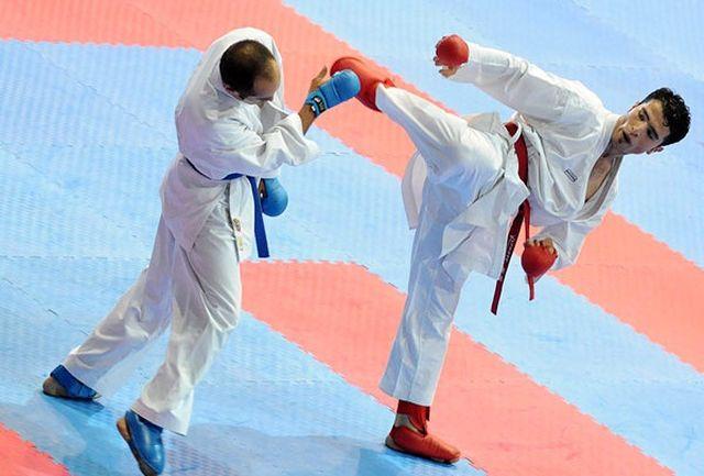 رقابتهای کاراته جام صلح و دوستی برگزار میشود