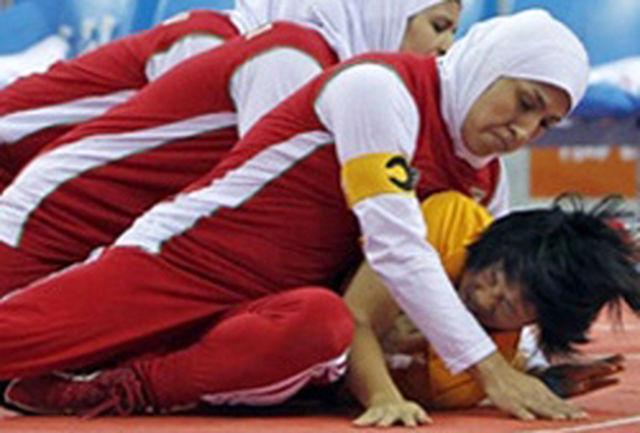 قم میزبان مسابقات لیگ برتر کبدی بانوان کشور