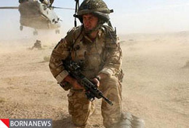 کشته شدن یک سرباز انگلیسی در افغانستان
