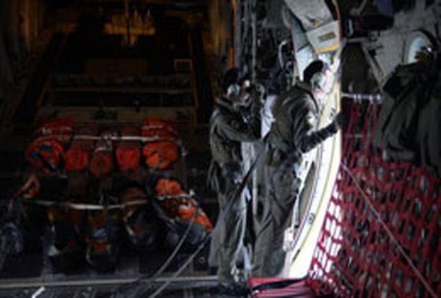 انجام عملیات زیر دریایی برای کشف هواپیمای مفقود شده