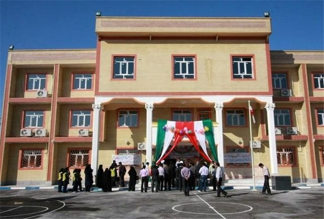 ساخت  100 هزار باب مدرسه توسط خیرین در ایران