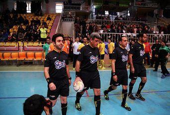 لیگ برتر فوتسال؛ شهروند ساری-ارژن شیراز