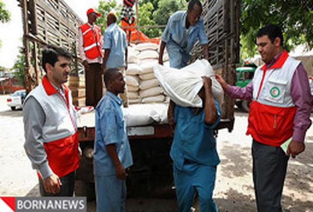 یازدهمین محموله 40 تنی ایران امروز به سومالی ارسال شد