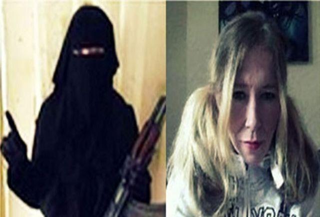 خواننده معروف زن به داعش پیوست