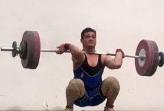 قهرمانی جوانان وزنه بردار رشتی درگیلان