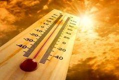 افزایش دما و هوای ناسالم  در البرز