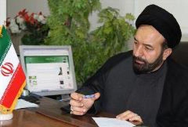 حکم انتصاب رئیس اداره تبلیغات اسلامی حاجی آباد ابلاغ شد