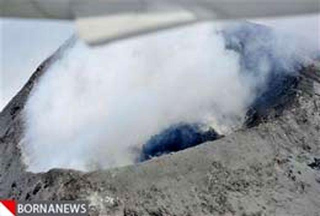 احتمال فوران آتشفشان در آلاسکا دانشمندان را نگران کرده است
