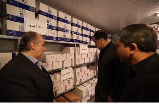 سامانه مونیتورینگ هوشمند زنجیره سرما در زنجان راهاندازی شد