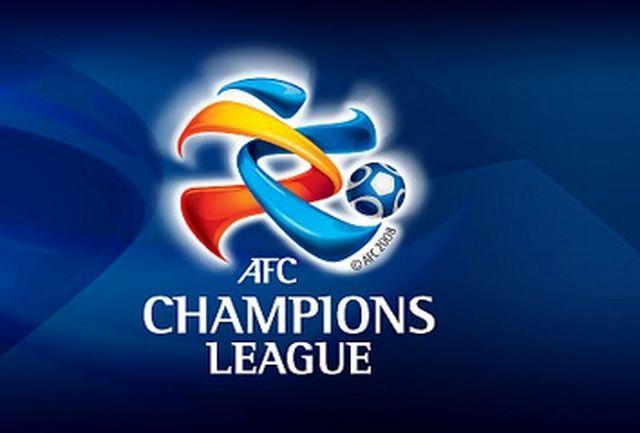 کنفدراسیون فوتبال آسیا قهرمانی پرسپولیس را تبریک گفت