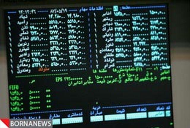 ركورد شاخص بورس ایران شكسته شد