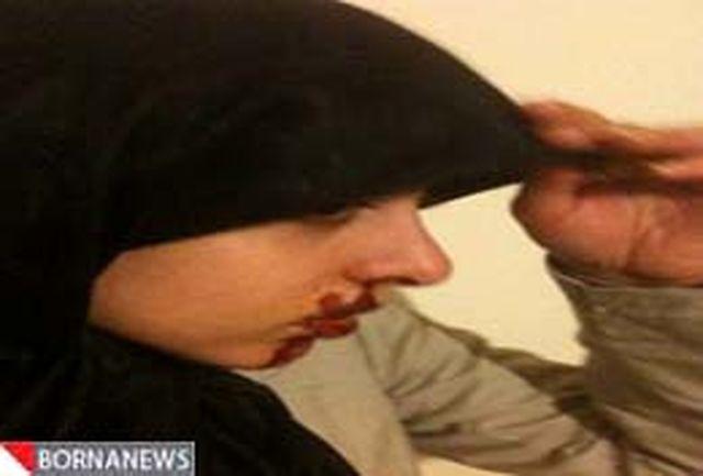 حمله به دانشجوی محجبه ایرانی در انگلیس