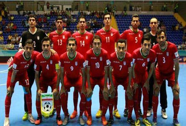 22بازیکن برای تقابل با روسیه به تیم ملی دعوت شدند