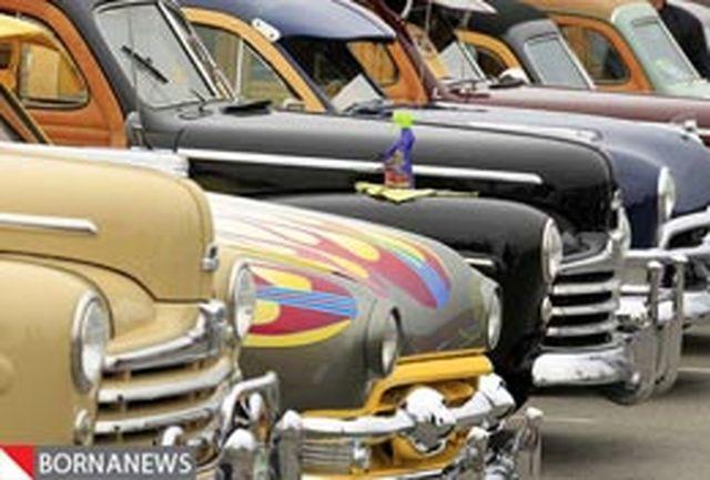 نمایش خودروهای چوبی در کالیفرنیا را اینجا ببینید