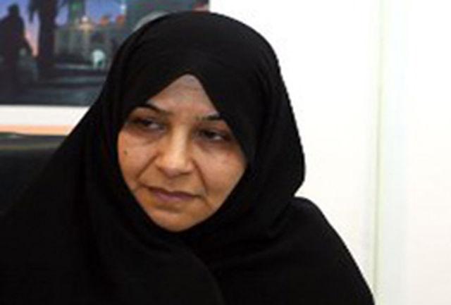 تشکر فراکسیون زنان از رییس جمهور برای ارایه نقشه راه به اجلاس OIC