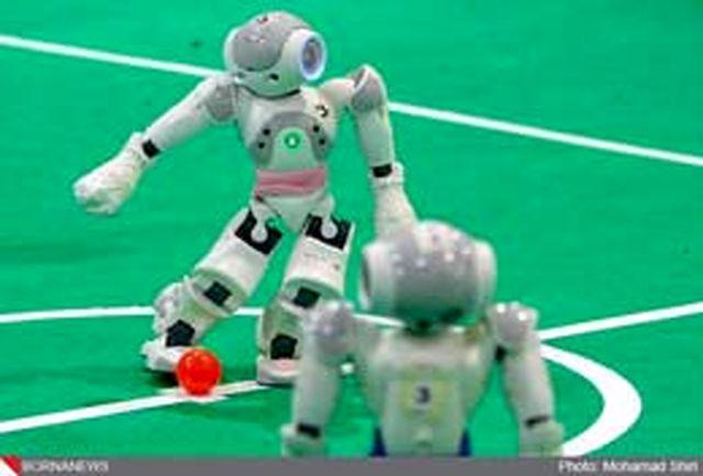 جنگ بین المللی رباتها در خلیج همیشه فارس