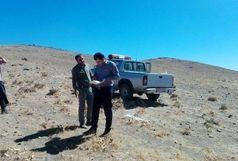 رفع تصرف بیش از 50هکتار از اراضی ملی ازنا