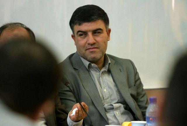 محمد رضا معتمدی مشاور ویژه مدیرعامل در امور سرمایه گذاری منطقه آزاد اروند شد