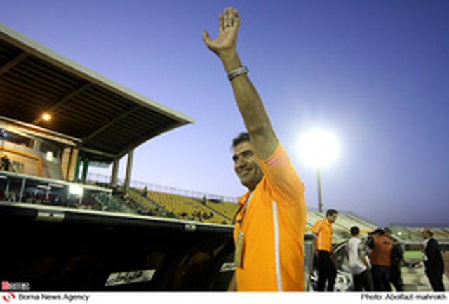عابدزاده: خوزستانی هستم و بازیهای مظلومی را همیشه میدیدم