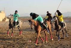 مسابقات دوجانبه چوگان داخلی استان ویژه بانوان