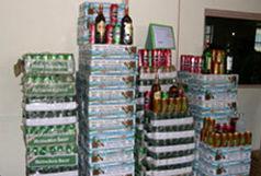 پلمب کارگاه تولید و بستهبندی مشروبات الکلی