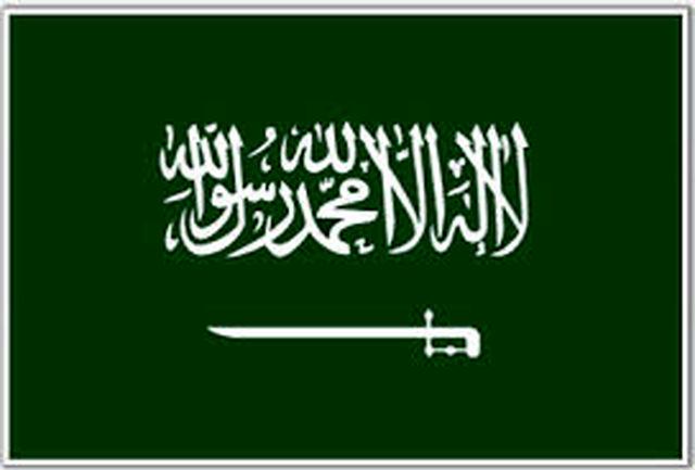 انبار بزرگ مهمات عربستان به آتش کشیده شد