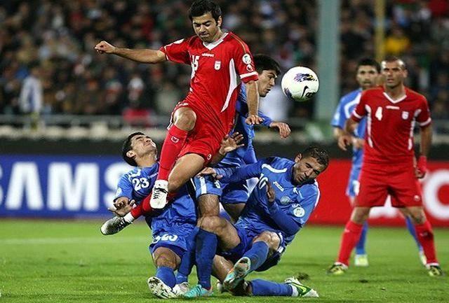 پخش دیدار ایران و ازبکستان از شبکه ورزش