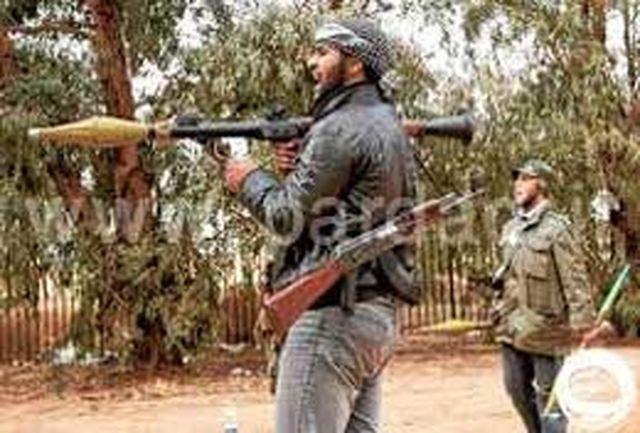 کشته شدن 6 سرباز لیبیایی در درگیریهای بنغازی