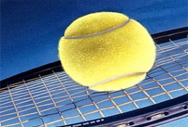 حضور داور بین المللی تنیس در مسابقات فیوچرز چین