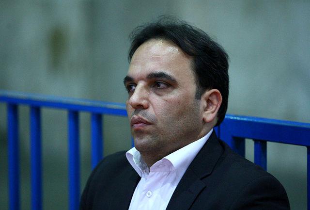 بیانیه سرمربی سابق تیم بسکتبال شیمیدر تهران