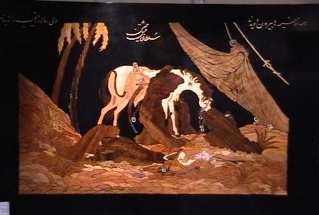هنر معرق چوب ایران حرف اول را در جهان میزند