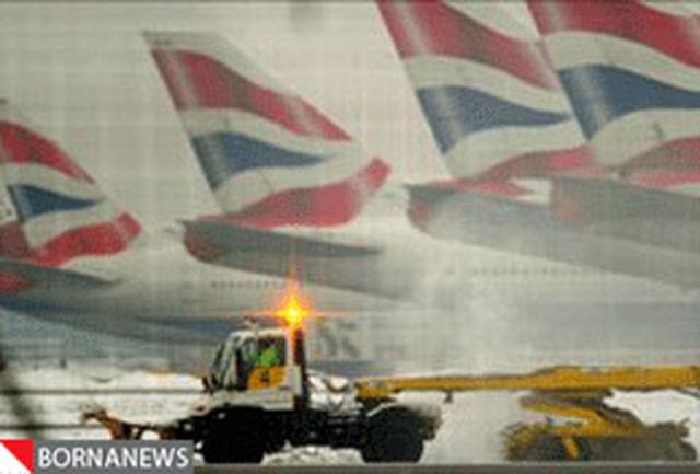 انتقاد شدید مقامات انگلیسی از عملکرد فرودگاه ها