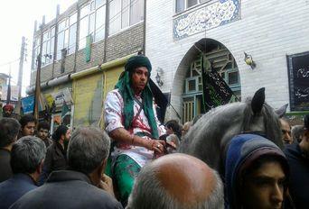 عزاداری عاشورای حسینی در اردبیل
