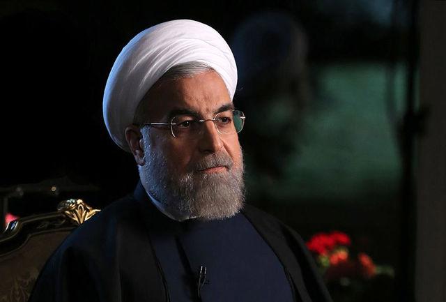 پیام تبریک دکتر روحانی به رییس جمهوری ساحل عاج