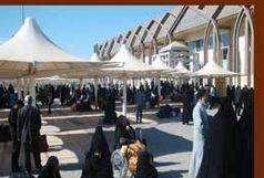 تردد 18 هزار نفر از مرز مهران در 2 روز ابتدایی محرم