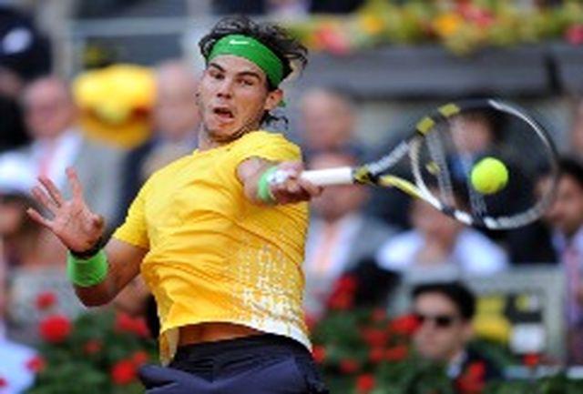 ششمین قهرمانی نادال در رقابتهای تنیس رولندگاروس