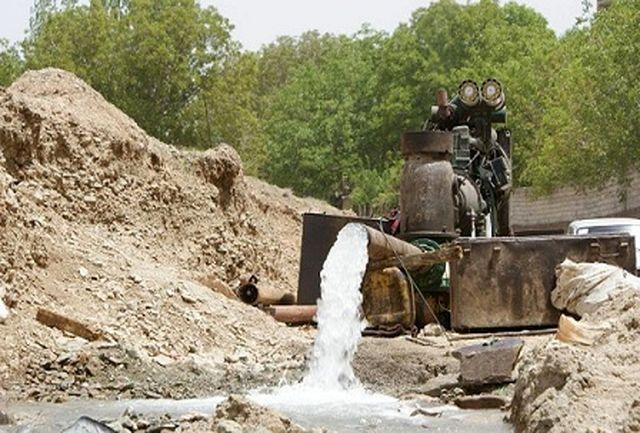 بیش از ۵۹ هزار حلقه چاه غیر مجاز در آذربایجان غربی وجود دارد