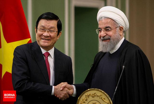 گسترش روابط با کشورهای آسیایی و اعضای آ.سه.آن، از سیاستهای دولت ایران است