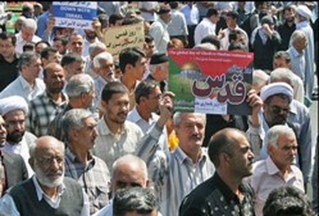 روز قدس، روز حمایت از مظلومان فلسطین است