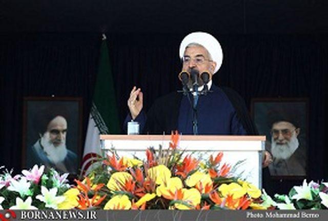 روحانی:تا چند سال آینده تورم را به 12 درصد می رساند